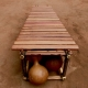 "Balafon ""senoufo"" 20 keys without apparent string"
