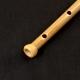 Fulani flauta en Sol