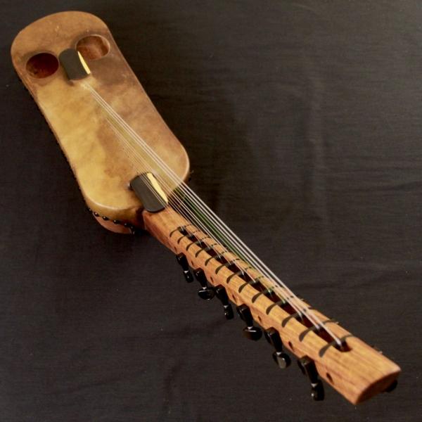Ebony adungu 13 strings