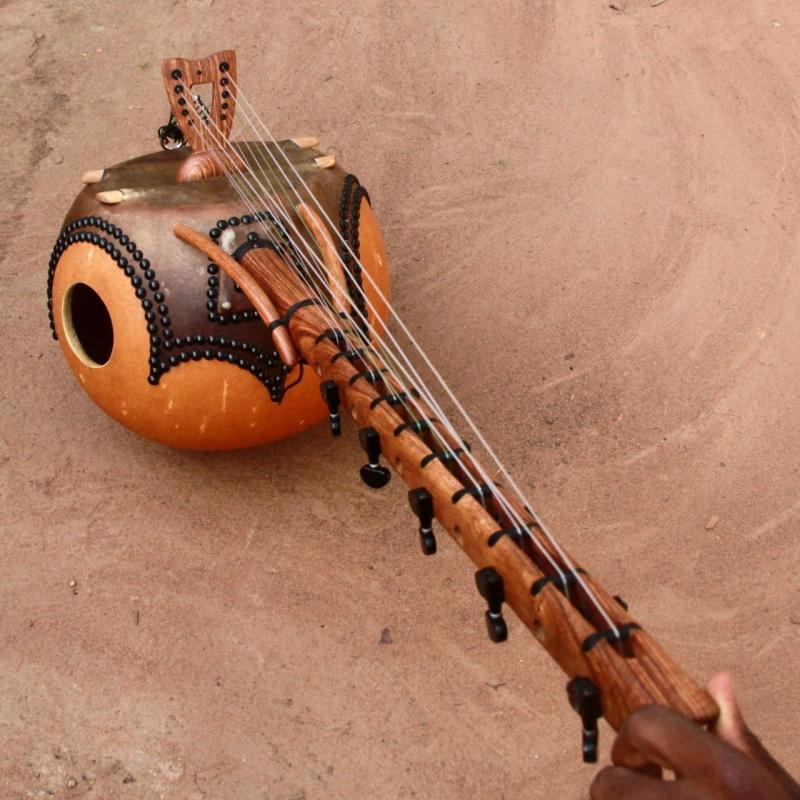 Kamele n'goni 10 strings