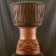 Djembe in linke
