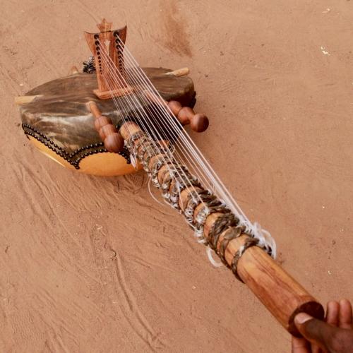 Kora tradicional