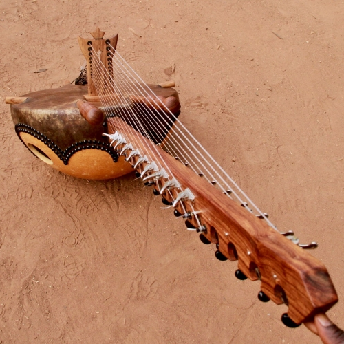 Kora semi-ton without calabash