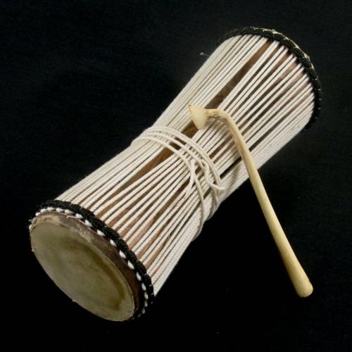 Tamani en madera de balafon