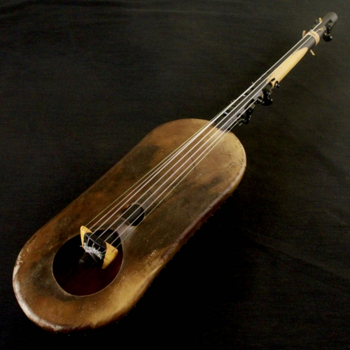 Djeli n'goni 7 strings ebony neck