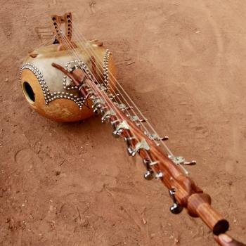 Kamele n'goni 12 cordes demi-ton, BaraGnouma