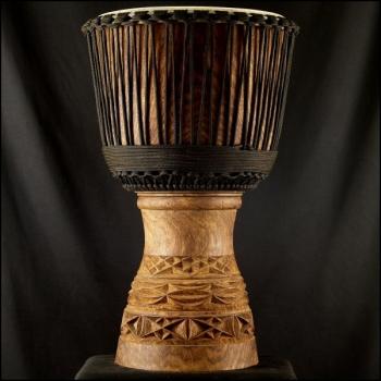 Djembe en bois de balafon BaraGnouma