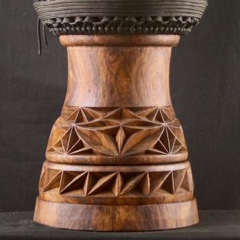 Sculpture djembe BaraGnouma