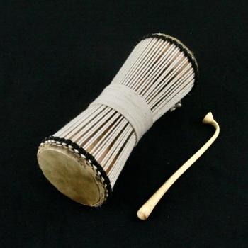 Tamani en bois de balafon BaraGnouma