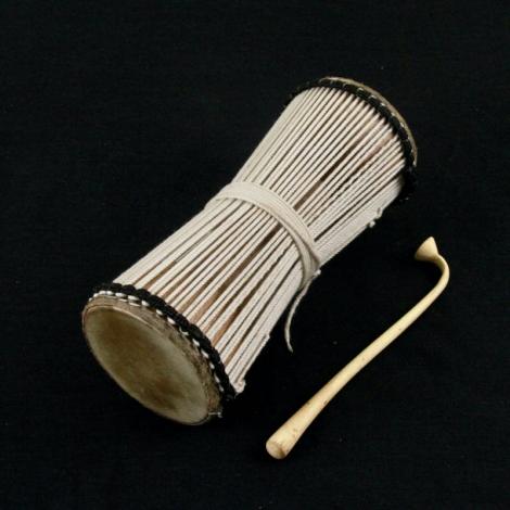Tamani en bois de balafon, BaraGnouma
