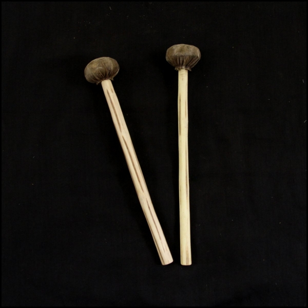 Paire of miniature Balafon sticks, BaraGnouma
