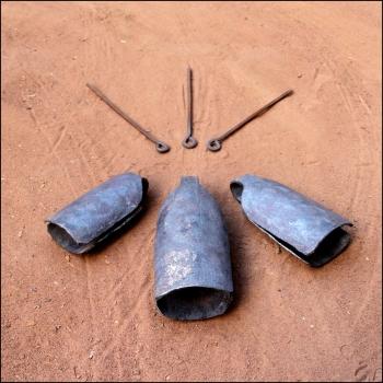 Cloches de dunun BaraGnouma