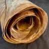Lot de 10 peaux de bouc pour djembé
