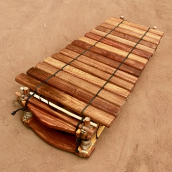 15 keys guinean style balafon, BaraGnouma