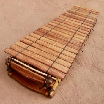 Balafon diatonique style Guinéen BaraGnouma