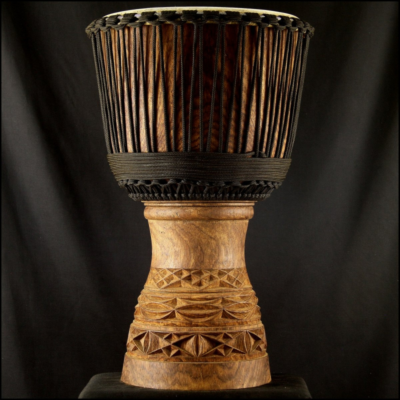 Djembe in balafon wood