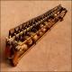 Diatonic balafon 22 keys