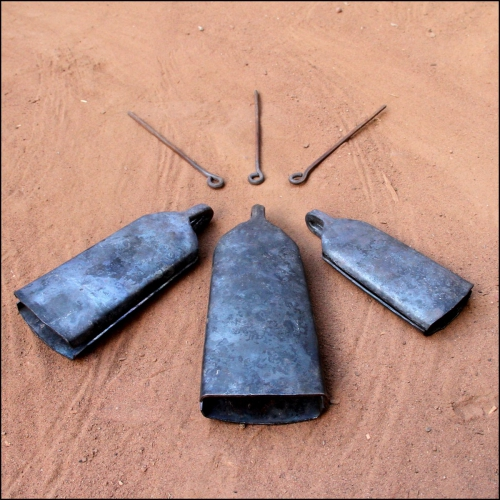 Set of bells Hamana style