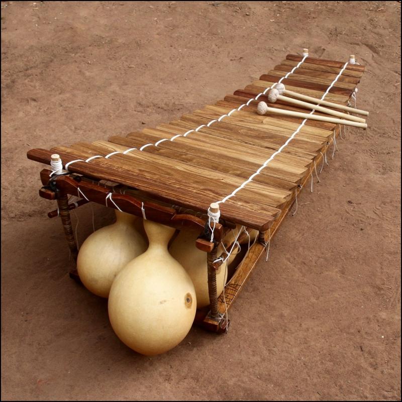 Balafon Youssouf Keïta 20 keys