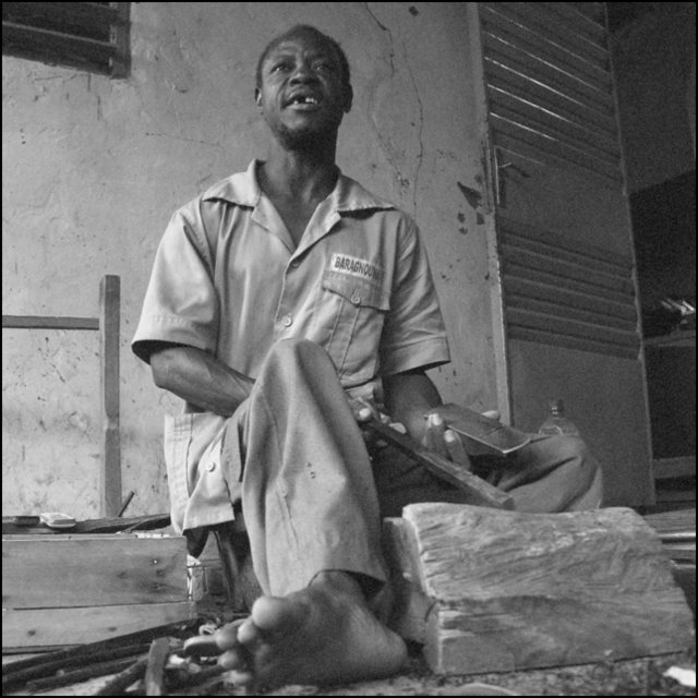 Ousmane - BaraGnouma - Balafon, kora, kamele n'goni